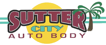 Sutter City Auto Body, Logo